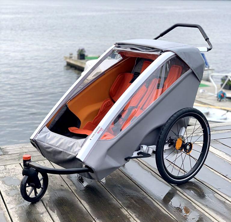 sykkelvogn-trillevogn-to-barn-trillehjul-thor-hushovd